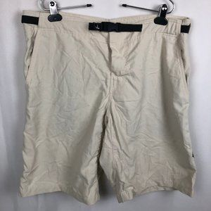 Prana Men's Vintage Shorts Size Large Made in USA